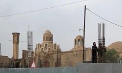 فارس من | ساخت و ساز اطراف خانه بروجردی مغایر با طرح تفصیلی است