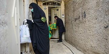 ۵۰۰ پرس غذای متبرک حضرت عبدالعظیم بین نیازمندان توزیع شد