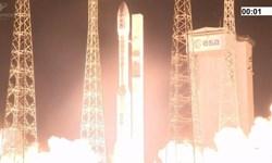 یک ماهواره برای اندازهگیری اقیانوسهای جهان پرتاب شد
