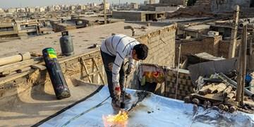 تعمیر و بازسازی ۱۵۰ منزل مسکونی در اهواز توسط گروههای جهادی