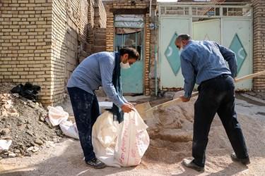 تعمیر و بازسازی منازلی که در پهنه خطر قرار ندارند در حال انجام است