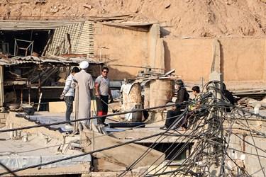 بازسازی و ترمیم منازل مسکونی و پرخطر توسط گروههای جهادی آغاز شده و قرار است ۴۰۰ پروژه عمرانی و غیرعمرانی تا نیمه نخست آذر ماه سال جاری به بهره برداری برسد .