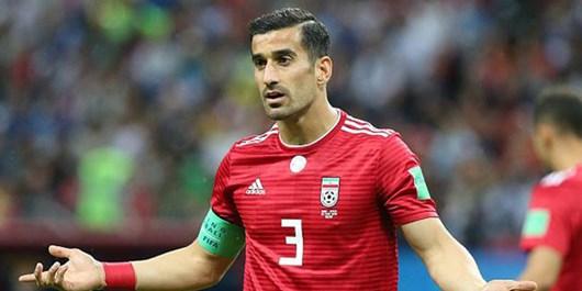 حاج صفی: برای 112  بار پوشیدن تیم ملی خدا به من عزت داده است/بازی با بوسنی سنگین بود
