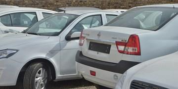 کشف ۸ دستگاه خودرو احتکارشده در لارستان
