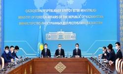 خیز قزاقستان و هند برای تقویت مشارکت استراتژیک