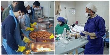 از خدمترسانی در سیل شیراز تا توزیع بستههای معیشتی در سیستان و بلوچستان