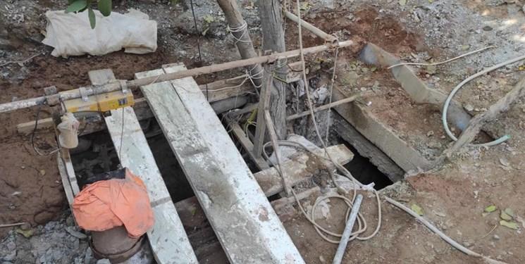 دستگیری عاملان حفاری غیرمجاز در سهراهی قینر شهرستان مرند