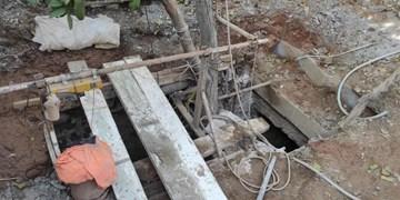 دستگیری عامل حفاری غیرمجاز در مراغه