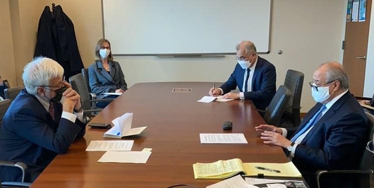 دیدار مقامات ارشد ازبکستان و آمریکا در «واشنگتن»
