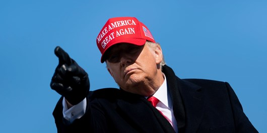 انتخابات آمریکا| نگرانی از احتمال تبانی انتخاباتی ترامپ در میشیگان+فیلم