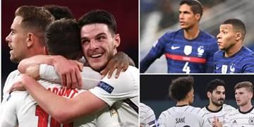 10 تیم با ارزش یورو 2020 مشخص شدند