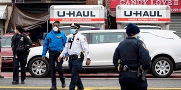 تعطیلی یک مرکز کفن و دفن در نیویورک بعد از کشف دهها جسد در دو کامیون