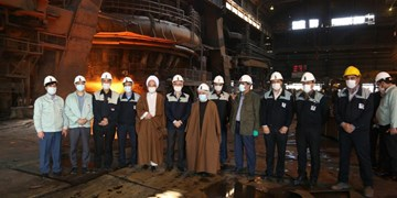 ذوب آهن اصفهان در شرایط سخت با توان خود بر مشکلات غلبه کرد