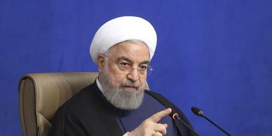 روحانی: تخطی دستگاهها و مقامها از دستورالعملهای بهداشتی گزارش شود