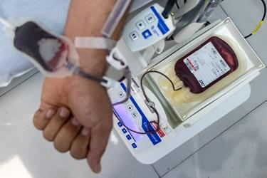 اهدای خون در روزهای کرونایی شیراز
