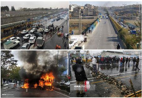 13990828000826 Test NewPhotoFree - روزشمار وقایع آبان 98 ؛ از اعتراضات مردمی تا حملات تروریستی