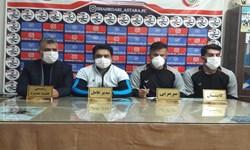 اشجاری: بازیکن سفارشی در تیم  شهرداری آستارا هیچ جایی ندارد