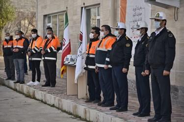 همایش ارتقاء ایمنی موتورسواران در زنجان