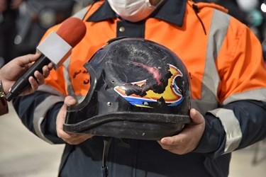 کلاه ایمنی و  ارتقاء ایمنی موتورسواران