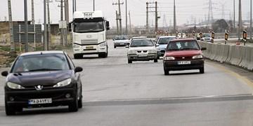 کاهش ۳۰ درصدی ترافیک جادهها در روز نخست محدودیتها