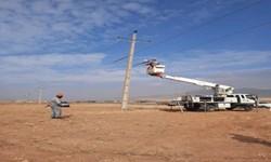 مانور تعمیرات شبکههای فرسوده توزیع نیروی برق در استان مرکزی برگزار شد