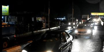 فیلم | هجوم مسافران غیر بومی به مازندران