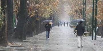 برف و باران اصفهان را فرا میگیرد