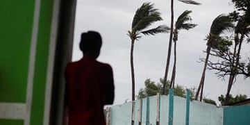 طوفان شدید در گرگان/ سرعت باد به 129 کیلومتر رسید