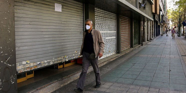 تمام مشاغل به جز گروه شغلی یک به مدت دوهفته در تهران تعطیل شدند