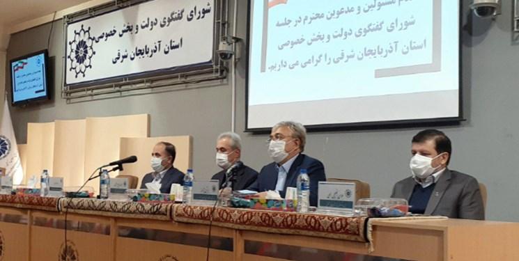 وضعیت آذربایجانشرقی  در رقابت غیرمنصفانه شرکتهای دولتی با غیردولتی و دریافت مالیات