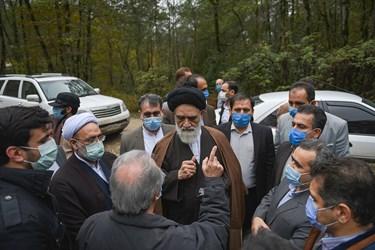 سفر رئیس دیوان عالی کشور به مازندران