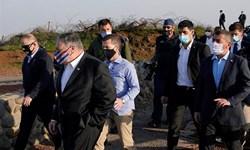دمشق، سفر پامپئو به جولان اشغالی سوریه را محکوم کرد