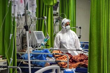 با اشاره به فشارهای زیادی که در ماه های اخیر به کادر درمان وارد شده است، نیروهای جهادی با هدف کمک به کادر درمان به صحنه وارد شدند