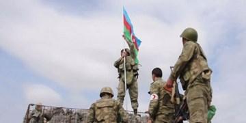 ورود نیروهای ارتش جمهوری آذربایجان به منطقه «آغدام»