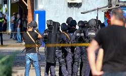 گروگانگیری مسلحانه در تفلیس پایتخت گرجستان