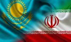 برنامه همکاری بین وزارتخانههای امور خارجه ایران و قزاقستان امضا شد