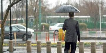 ورود مجدد سامانهٔ بارشی به استان از روز پنجشنبه