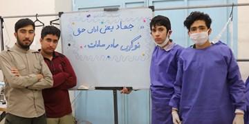 از تهران تا بشاگرد/ آمادگی گروه جهادی «بچههای حضرت زهرا(س)» برای ساخت منزل بانوى هرمزگانى