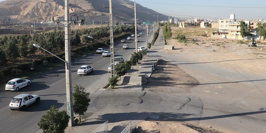 وضعیت نابهسامان کمربندی شیراز/ جانهایی که در کف ناهمواری جادهها جا ماند