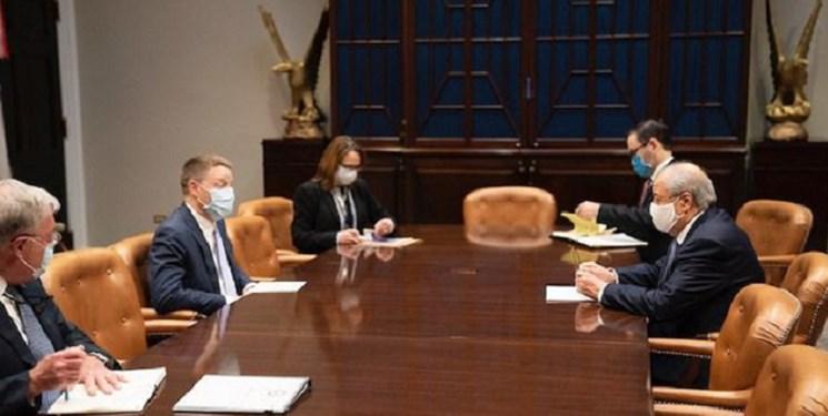 صلح افغانستان محور رایزنی مقامات ازبکستان و آمریکا