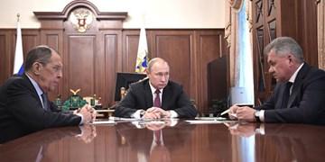 سفر وزرای دفاع، خارجه و معاون نخست وزیر روسیه به ارمنستان