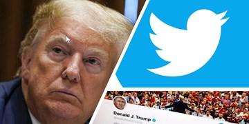 بیرون کردن ترامپ از شبکههای اجتماعی مصداق نقض شعارهای آزادی بیان غربی
