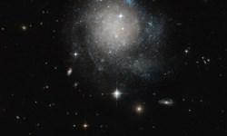 کشف کهکشانی که ۱۰میلیارد سال قبل در کهکشان راه شیری ادغام شد