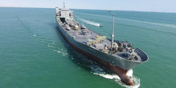 صیانت از منافع ملی در آبهای دوردست با ابتکار عمل ندسا/ ناو اقیانوسپیمای سپاه چه ویژگیهایی دارد؟