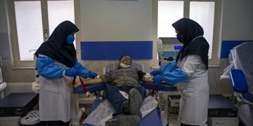اهدای خون در نخستین روز از هفته بسیج در گرگان