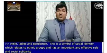 هوشنگ در نشست مجمع اقوام و اقلیتهای سازمان ملل متحد/نمادهای قومی و ملی تقویتکننده یکدیگرند