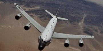 ماموریت هواپیمای جاسوسی آمریکا نزدیک سواحل سوریه و لبنان