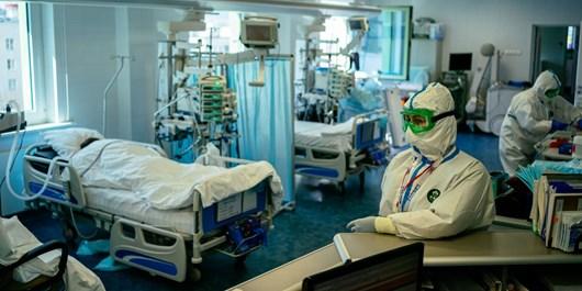 ورود بیماران کرونایی به بیمارستان رازی اهواز ۵۰ درصد کاهش یافته است