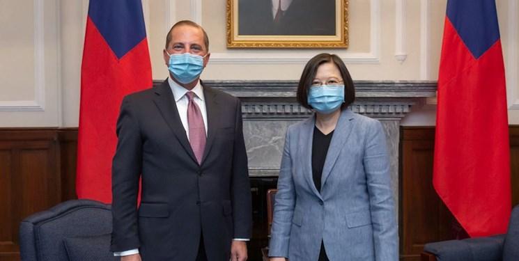 سادهلوحی تایوان در اعتماد به آمریکا؛ «به حمایت واشنگتن باور داریم»