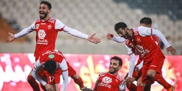جدول لیگ برتر فوتبال|پرسپولیس با پیروزی تا رده چهارم صعود کرد